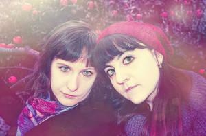 Friends by irinama