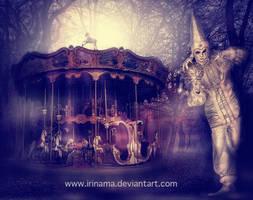 Magic of the circus by irinama