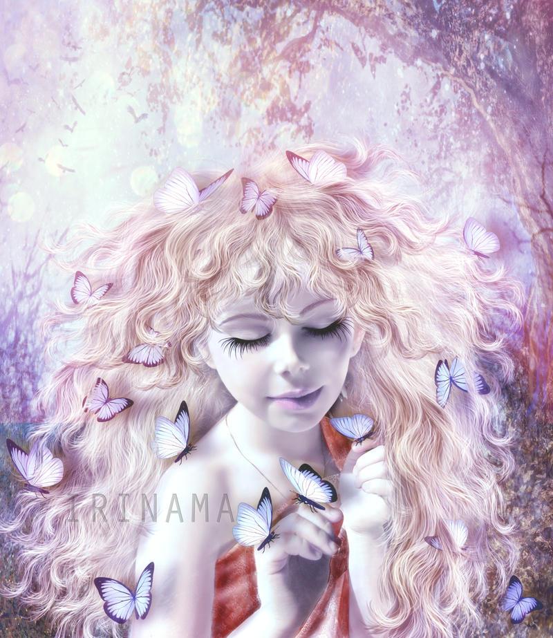 Butterfly Fairy by irinama