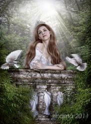 Fairytale princess by irinama