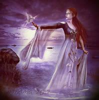 Lady of the Lake by irinama