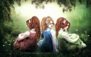 Sisters by irinama