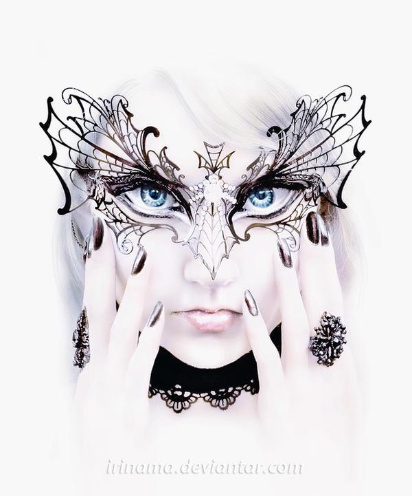 Moth by irinama