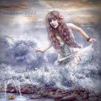 Wave by irinama
