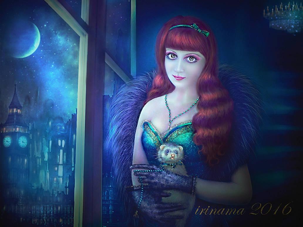 Good Evening by irinama