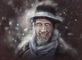 Winter Portrait by irinama