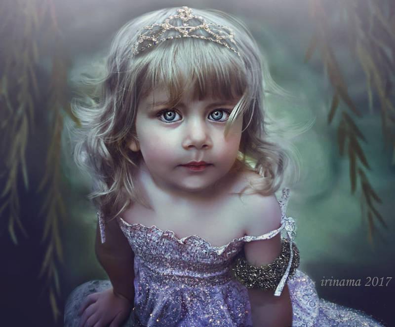 Little Princess by irinama