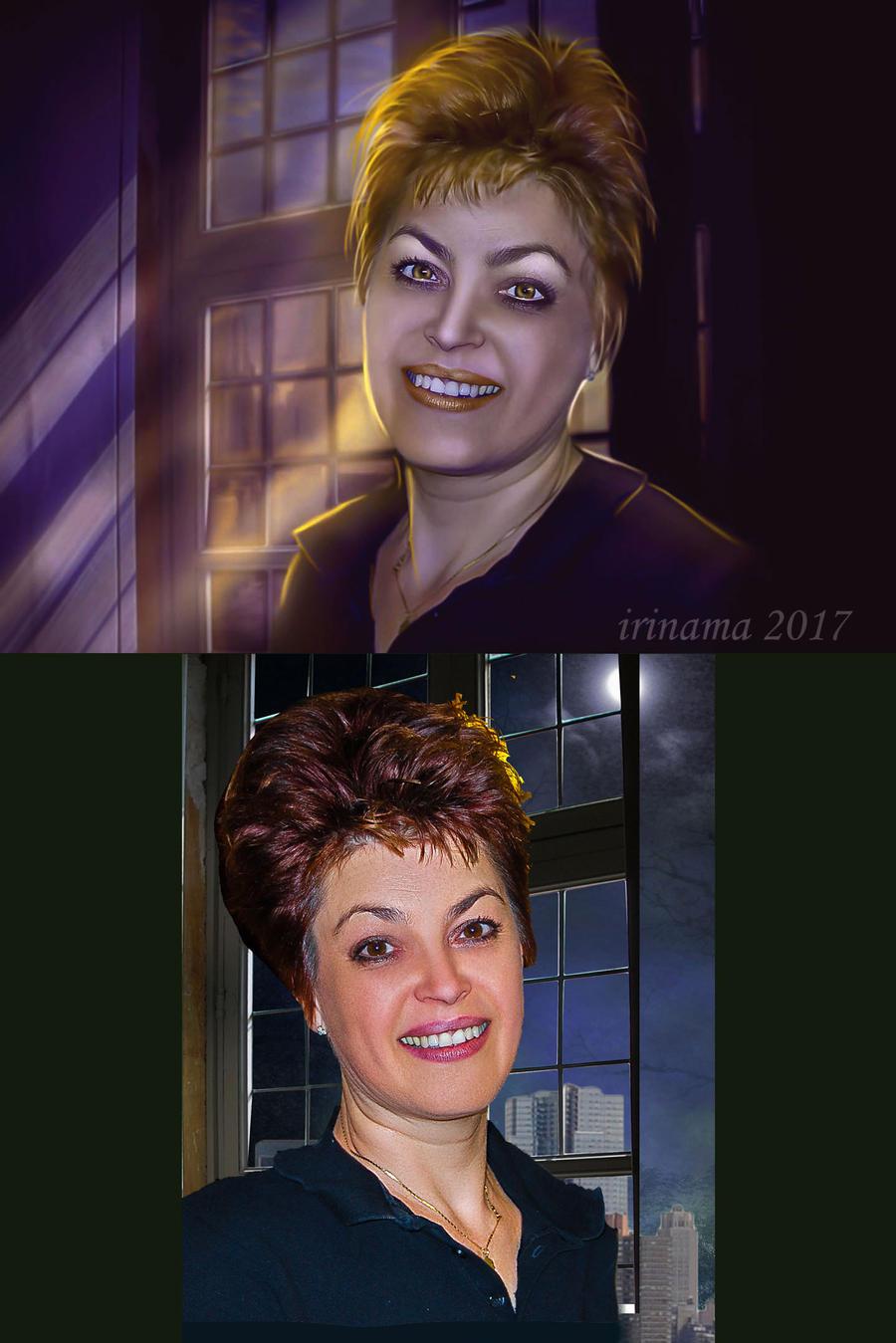Before and After Rodi by irinama