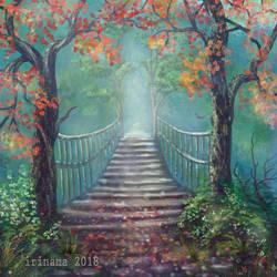 The bridge by irinama