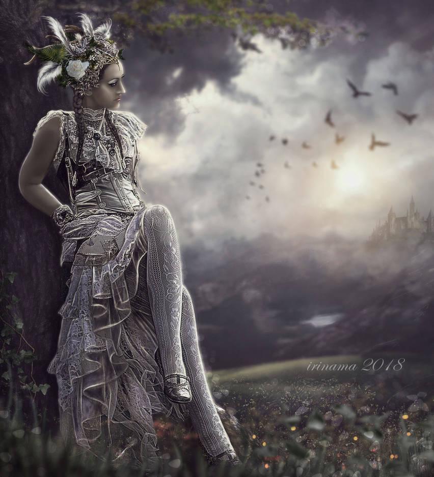 Dreams of tomorrow by irinama