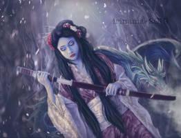 Principessa dei draghi by irinama
