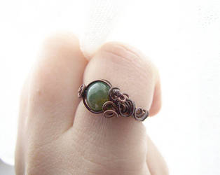 woodland ring by Lethe007