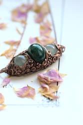 Spring Twilight Necklace