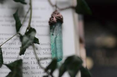 Absinthe Necklace