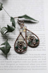Forest Witch Earrings