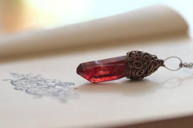 Frozem Blood Crystal