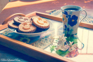 A Simple Morning by BlueLunarRose