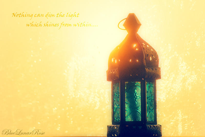 The Light Within... by BlueLunarRose