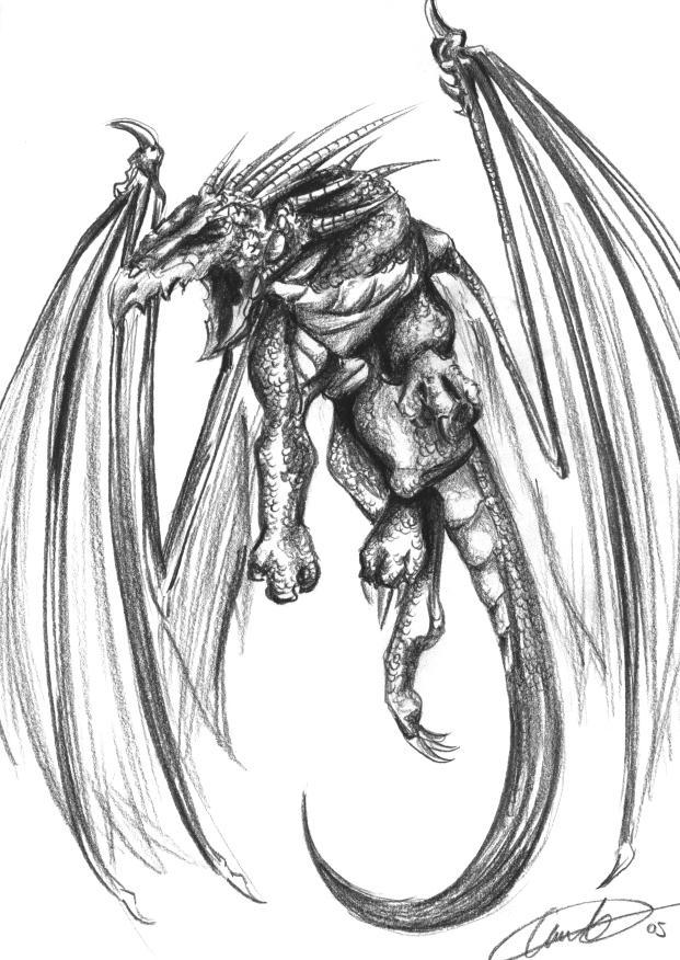 flying dragon by nimrohil on deviantart