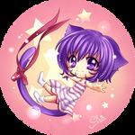 Chibi Miya Button