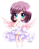 Her White Dress by MiyaSekaia