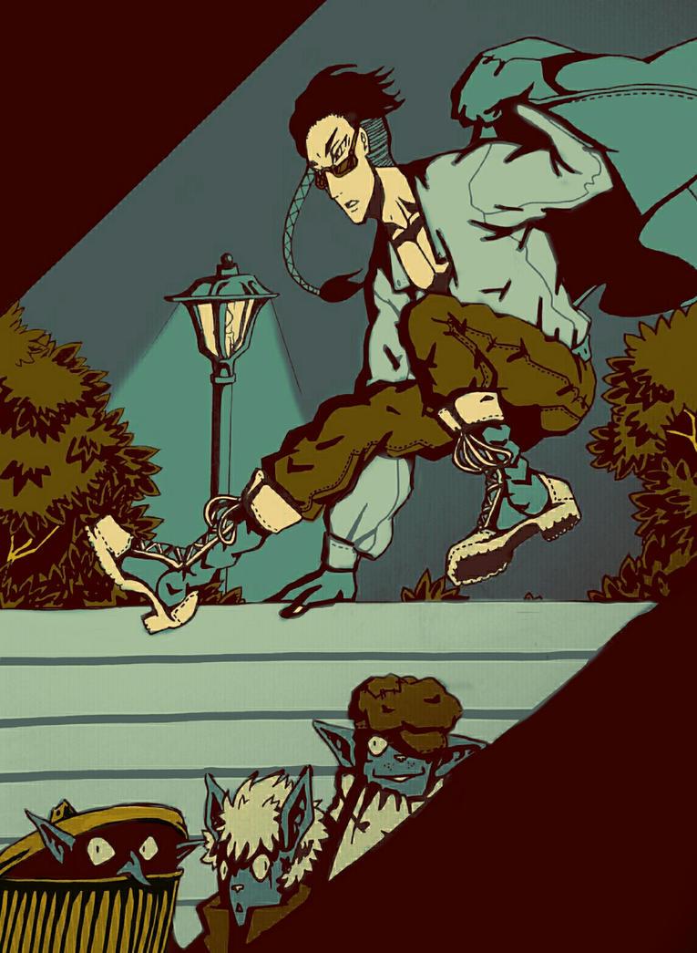 Escape by Alicespirit