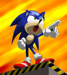 Stop right there Dr Eggman