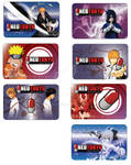 Points Cards Designs