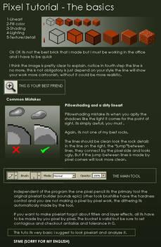 Pixelart basics