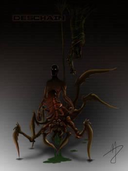 Deschain Necromorph