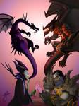 Dragon Love by Zolaris