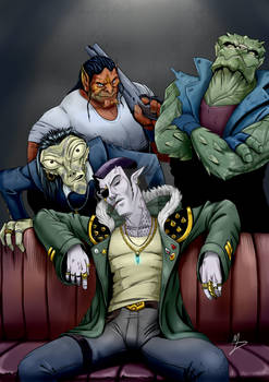 Alien Gang