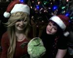 A Panty and Stocking Christmas!