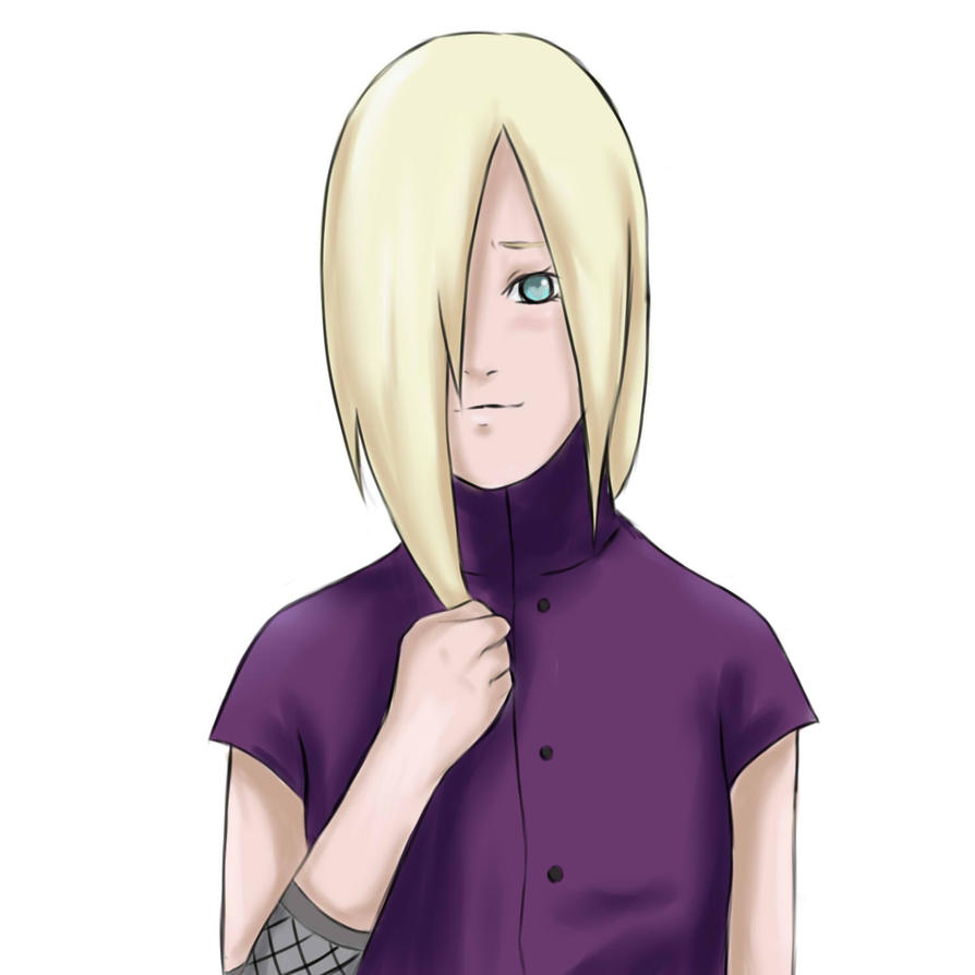 Ino Road to ninja by Nami-chan2000 on DeviantArt