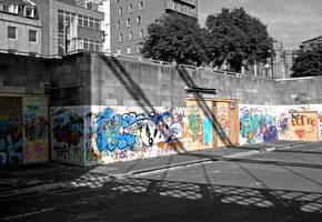 Graffiti by Death-Cab-For-Stuie
