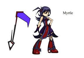 Mytrle - Checker Knightz by Skytric