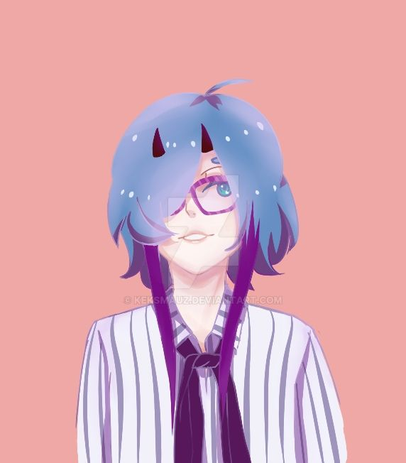 [HC] She likes her glasses by Keksmauz