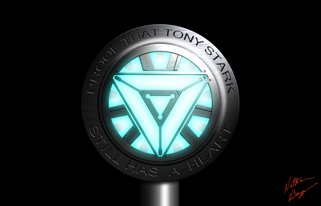 Perfect Arc Reactor Mark V By SlightlyImperfectPro ...
