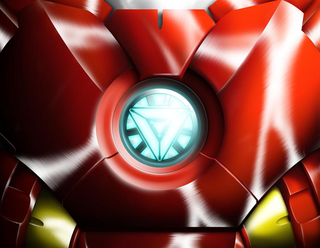 Iron Man Mark VII chest