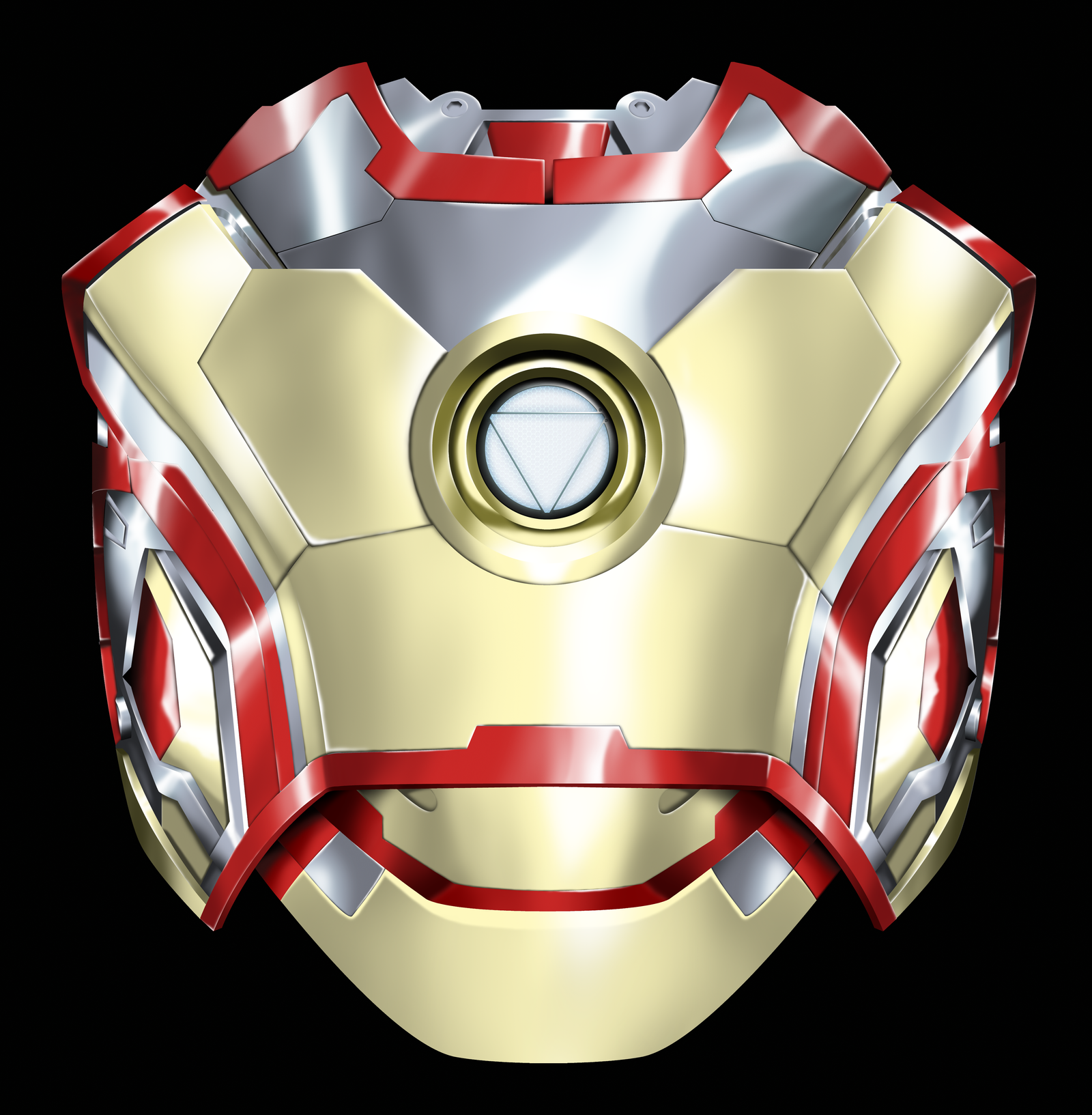 Iron Man Mark 42 Armor (WIP) by SlightlyImperfectPro on ...