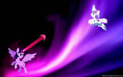 10) Twilight Sparkle - Last Battle v2 by TheLuminousNight