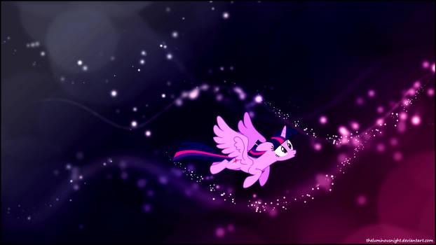 18) Twilight Sparkle - Fly by TheLuminousNight