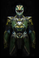 Green Ranger by NibFreude