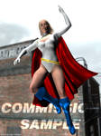 Power Girl Commission