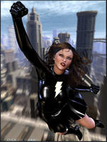 Mary Marvel 2 by sturkwurk