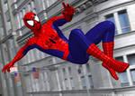 Spider-Man Pinup2
