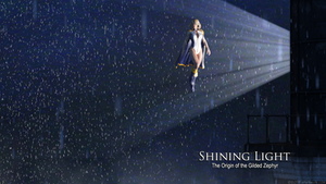 Shining Light Cover by sturkwurk
