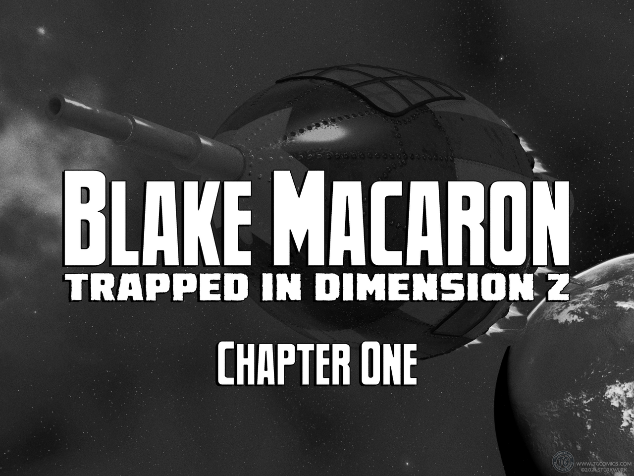 Blake Macaron: Trapped in Dimension Z
