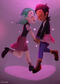 Luz x Amity Dance
