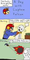 A Day with Captain Falcon